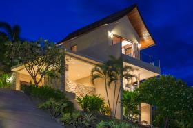 Image No.1-Villa de 3 chambres à vendre à Chaweng