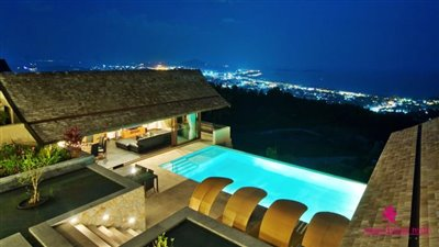 chaweng-5-bedroom-villa-for-sale-koh-samui-night-view