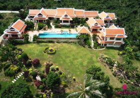 Image No.0-Villa de 5 chambres à vendre à Bo Phut