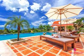 Image No.3-Villa de 5 chambres à vendre à Bo Phut