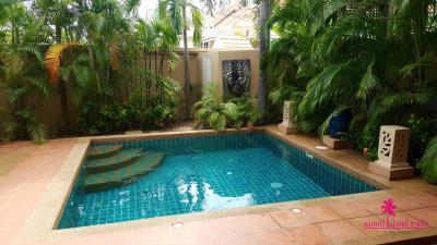Bang-Rak-Private-Pool-Villa-For-Sale-Tropical-Pool
