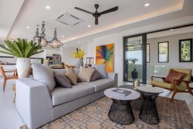 Image No.1-Maison / Villa de 3 chambres à vendre à Bo Phut