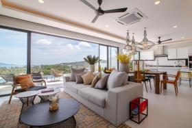 Image No.2-Maison / Villa de 3 chambres à vendre à Bo Phut