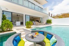 Image No.0-Maison / Villa de 3 chambres à vendre à Bo Phut