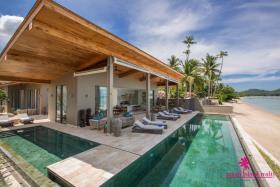 Image No.2-Villa de 6 chambres à vendre à Laem Sor