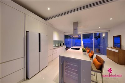 13-modern-sunset-view-villa-for-sale-koh-samui-fully-equipped-kitchen