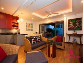 Image No.4-Maison / Villa de 3 chambres à vendre à Plai Laem