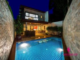 Image No.2-Maison / Villa de 3 chambres à vendre à Plai Laem