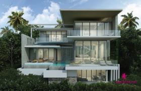 Image No.10-Villa de 3 chambres à vendre à Choeng Mon