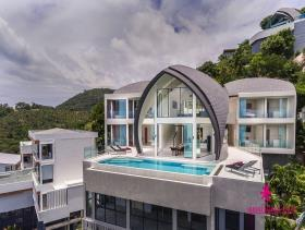 Image No.1-Villa de 6 chambres à vendre à Chaweng Noi