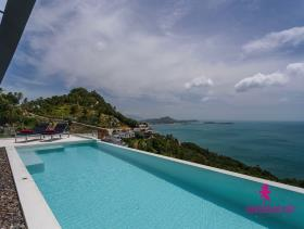 Image No.4-Villa de 6 chambres à vendre à Chaweng Noi