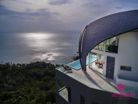 Image No.5-Villa de 6 chambres à vendre à Chaweng Noi