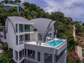 Image No.2-Villa de 6 chambres à vendre à Chaweng Noi