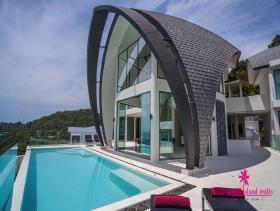 Image No.3-Villa de 6 chambres à vendre à Chaweng Noi