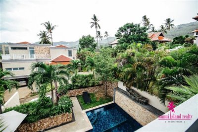 Chaweng-3-Bedroom-Pool-Villa-Samui-Outdoor-Area