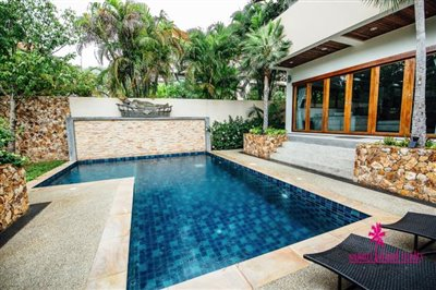 Chaweng-3-Bedroom-Pool-Villa-Samui-Pool-Terrace