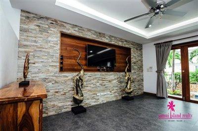 Chaweng-3-Bedroom-Pool-Villa-Samui-TV