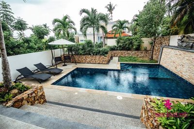 Chaweng-3-Bedroom-Pool-Villa-Samui-Pool