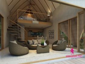 Image No.2-Villa de 2 chambres à vendre à Chaweng Noi