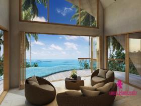 Image No.3-Villa de 2 chambres à vendre à Chaweng Noi