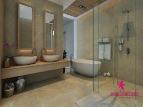 Image No.4-Villa de 2 chambres à vendre à Chaweng Noi
