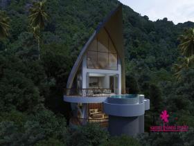 Image No.1-Villa de 2 chambres à vendre à Chaweng Noi
