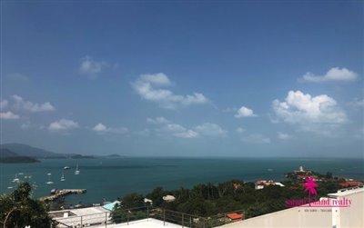 Sea-View-Penthouse-Apartment-For-Sale-Ko-Samui-Big-Buddha