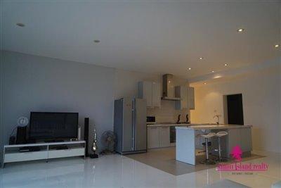 Sea-View-Penthouse-Apartment-For-Sale-Ko-Samui-Kitchen