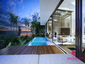 Image No.4-Villa de 3 chambres à vendre à Bo Phut