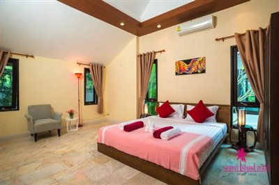 Loma-Villa-Ko-Samui-Bedroom-One