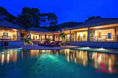 Villa-Baan-Faa-Sai-For-Sale-Koh-Samui-Night