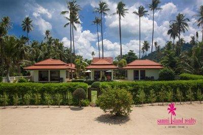 Baan-Tawan-Chai-Beachfront-Villa-Samui-Front