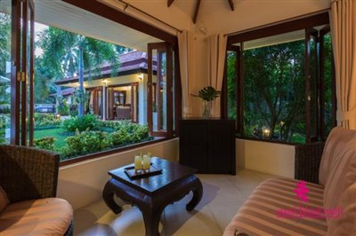 Baan-Tawan-Chai-Beachfront-Villa-Samui-Bedroom-View