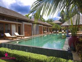Image No.3-Villa de 5 chambres à vendre à Lipa Noi