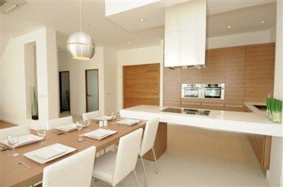 Contemporary-Luxury-Sea-View-Villa-Ko-Samui-Kitchen