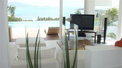 Contemporary-Luxury-Sea-View-Villa-Ko-Samui-Lounge