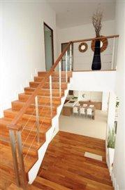 Contemporary-Luxury-Sea-View-Villa-Ko-Samui-Stairs