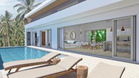 Image No.1-Villa de 4 chambres à vendre à Chaweng Noi