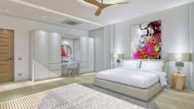 Image No.11-Villa de 4 chambres à vendre à Chaweng Noi