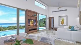 Image No.2-Villa de 4 chambres à vendre à Chaweng Noi