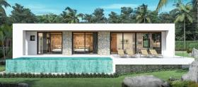 Image No.0-Villa de 2 chambres à vendre à Chaweng Noi