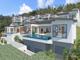 Image No.9-Villa de 3 chambres à vendre à Chaweng Noi