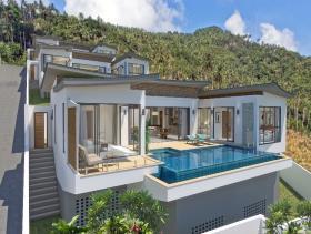 Image No.20-Villa de 3 chambres à vendre à Chaweng Noi