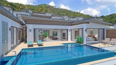 chaweng-noi-sea-view-villas-ko-samui-pool