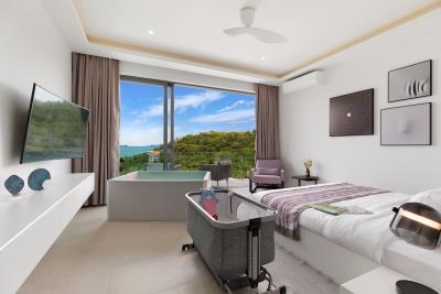 Stunning-Sea-View-Villas-Ko-Samui-Bedroom