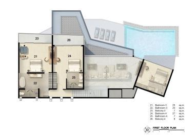 stunning-sea-view-villas-ko-samui-first-floor-plan