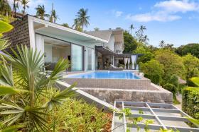 Image No.25-Villa de 4 chambres à vendre à Chaweng Noi