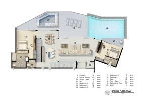 Image No.27-Villa de 4 chambres à vendre à Chaweng Noi