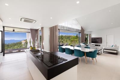 Stunning-Sea-View-Villas-Ko-Samui-Kitchen-Dining