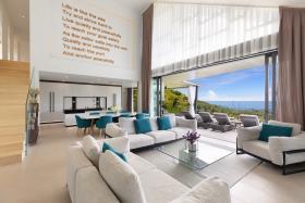 Image No.9-Villa de 4 chambres à vendre à Chaweng Noi